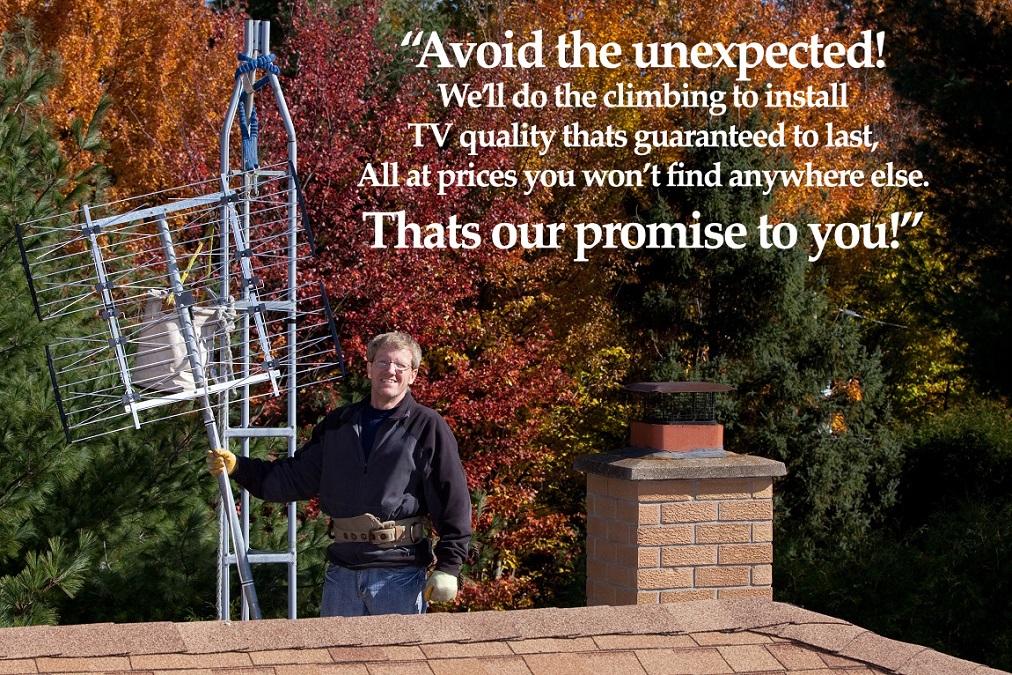 TV Antenna installation Adelaide