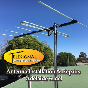 tv antenna installation Para Hills